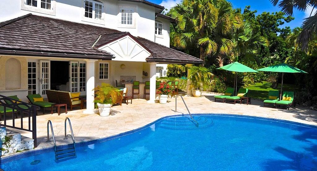 Barbados villa vacation rentals