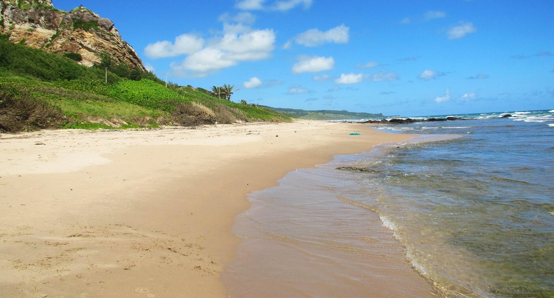 escape to Barbados east coast beach