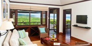 Santosha 1 bedroom suite with a view