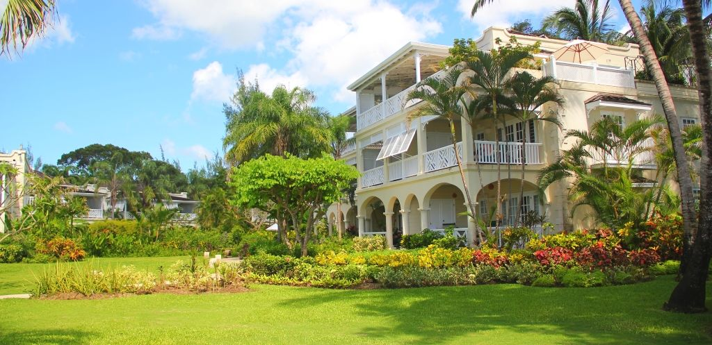 Self catering apartment hotels in Barbados