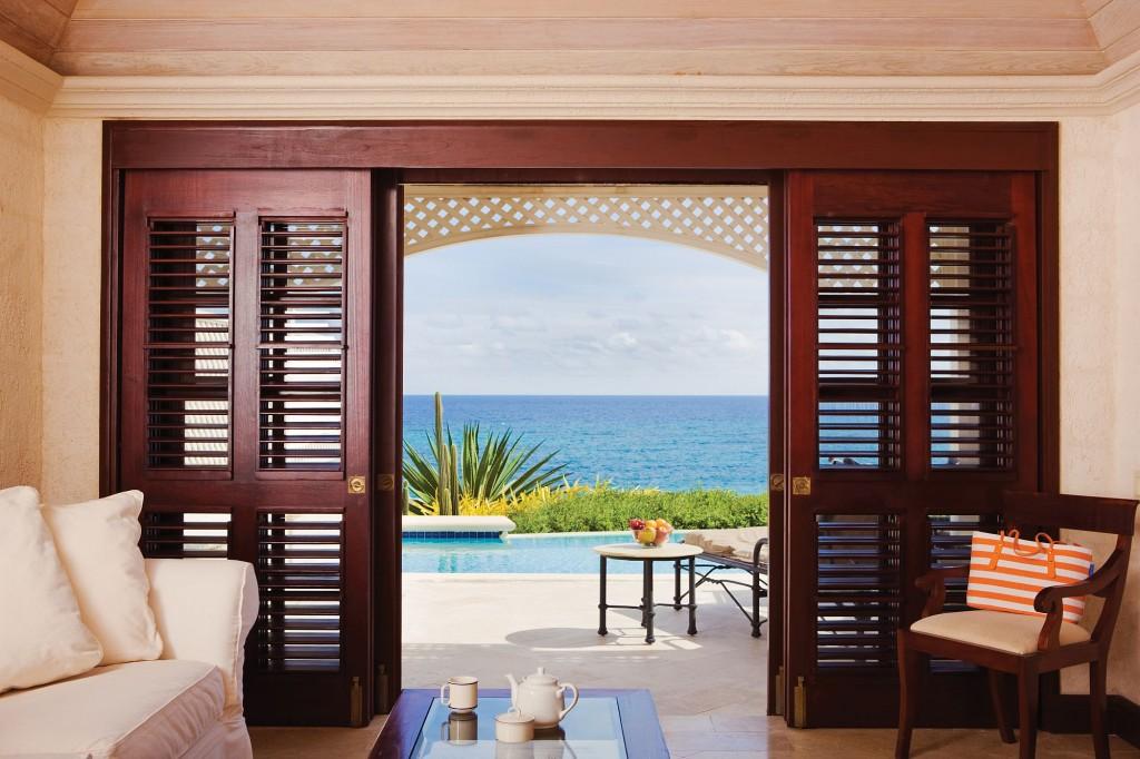 Spacious accommodation at The Crane Resort